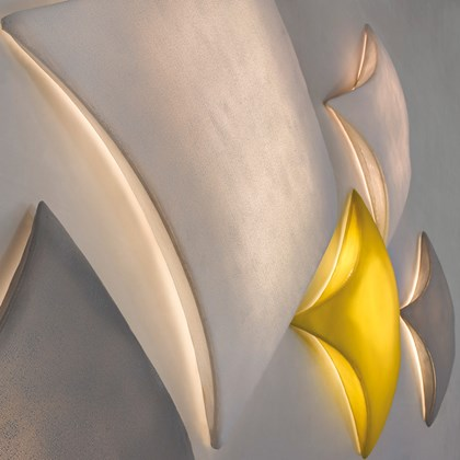 Arturo Alvarez Kite Large Wall Light
