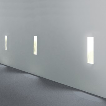 Atelier Sedap Slot XL2 Plaster In Wall Light