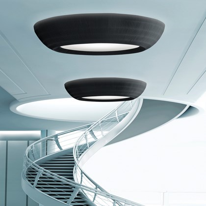 Axo Light Lightecture Bell Flat Ceiling Light