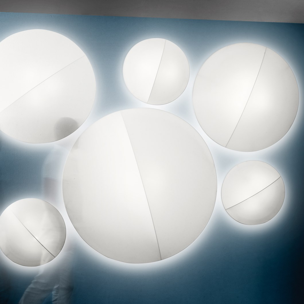 Axo Light Nelly Wall/Ceiling Light| Image : 1