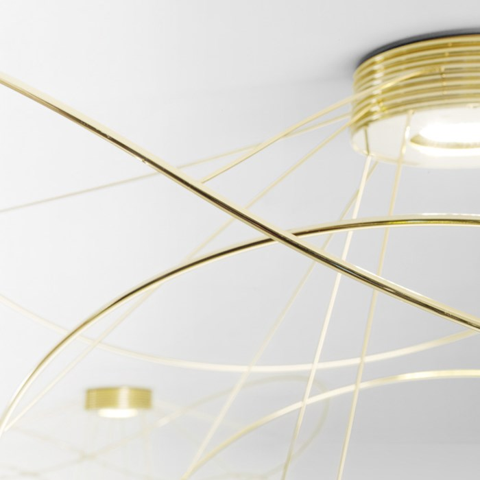 Axo Light Hoops Ceiling Light| Image:1