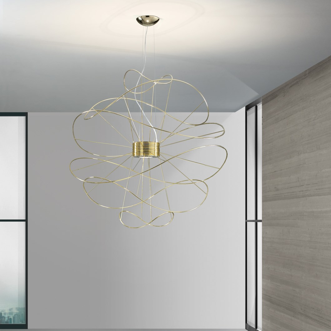 Axo Light Hoops Pendant| Image:1