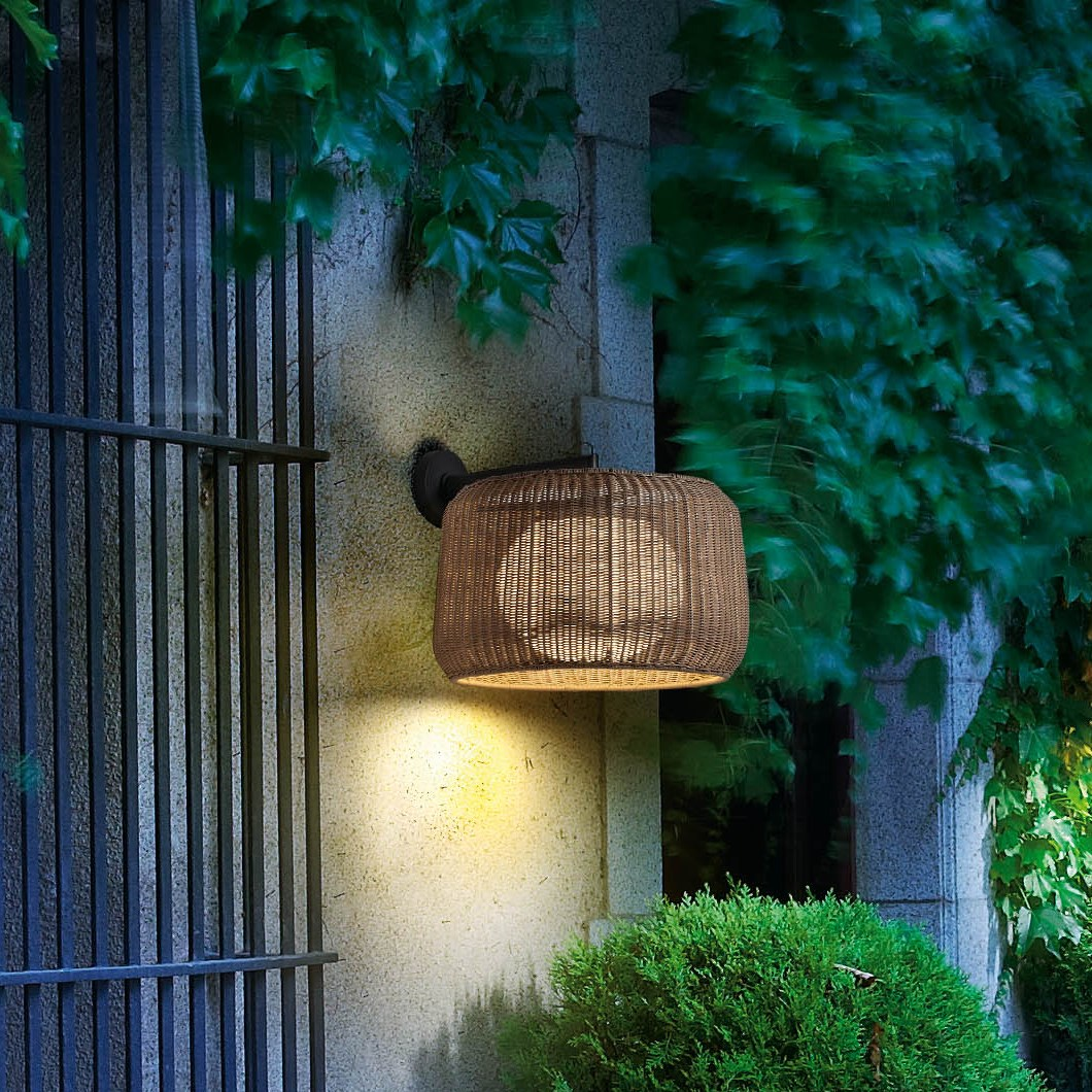 Bover Fora Exterior Wall Light| Image : 1