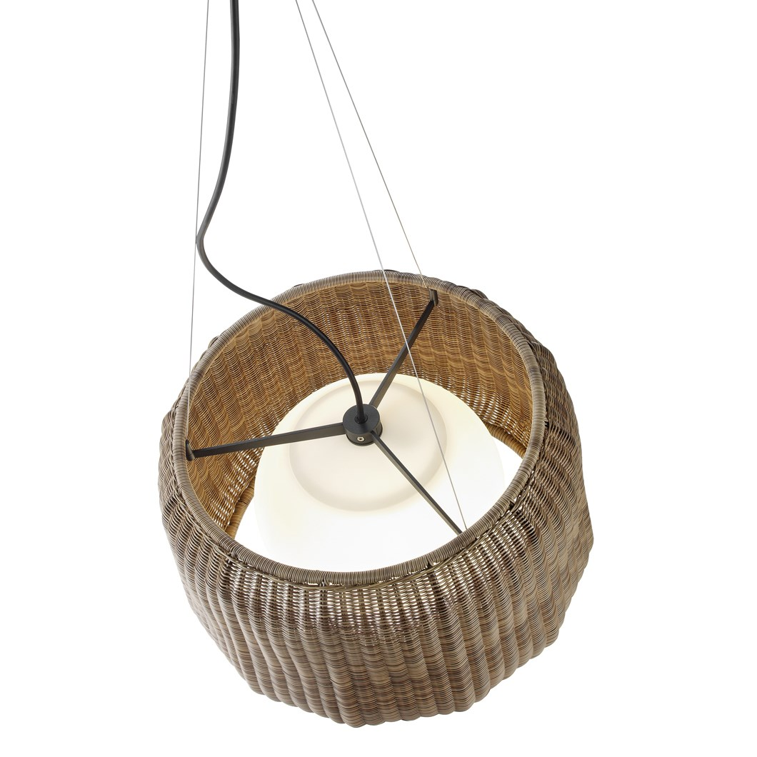 Bover Fora Exterior Pendant| Image:1
