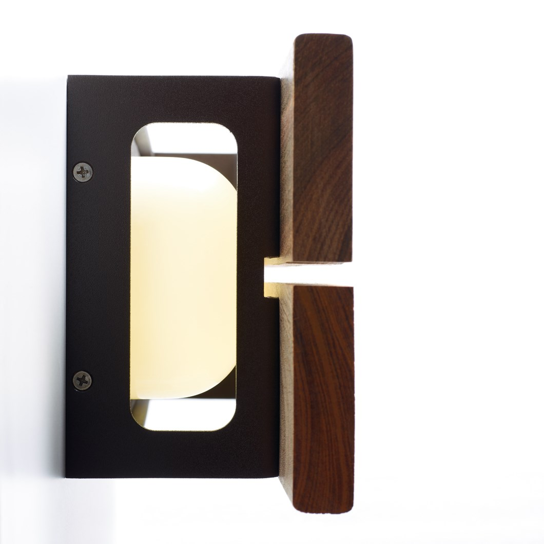 Bover Lineana IPE Exterior Wall Light| Image:1