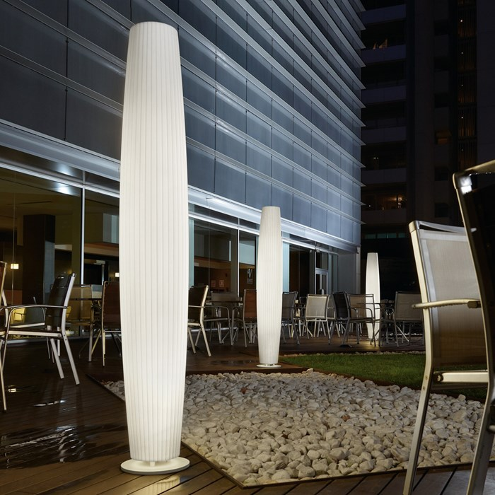 Bover Maxi Exterior Floor Lamp | Image:1