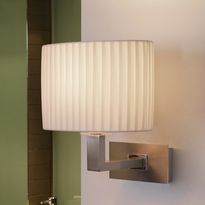 CLEARANCE Bover Mei Oval Wall Light| Image : 1