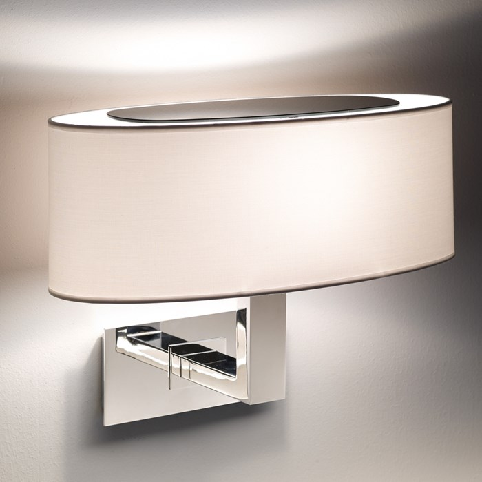 CLEARANCE Bover Mei Oval Wall Light| Image:1