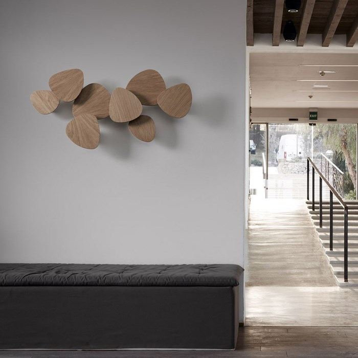 Bover Tria Set 8 Wall Light| Image : 1