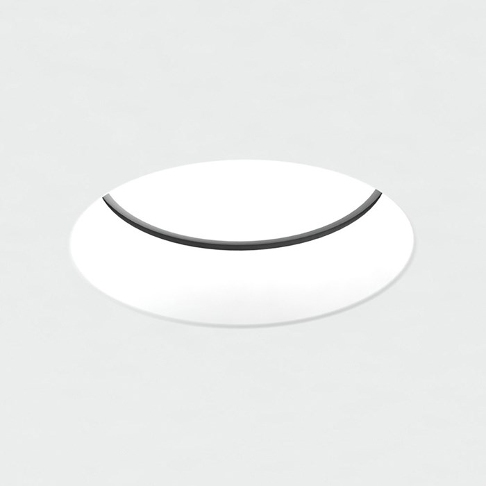 CLEARANCE Brick In The Wall Pixo 50 Plaster In Recessed Downlight| Image : 1