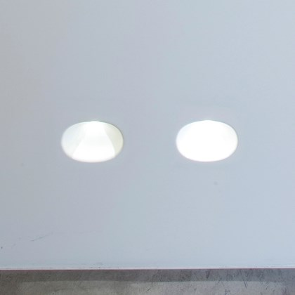 Brick In The Wall Mouse LED Plaster In Recessed Light