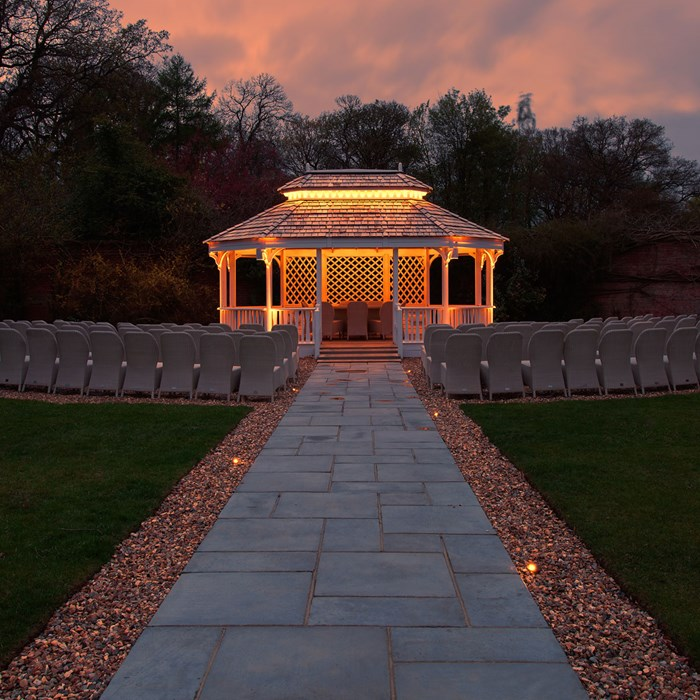 Lighting Design - Easthampstead Park