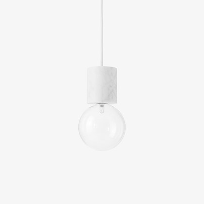&Tradition Marble Light Pendant