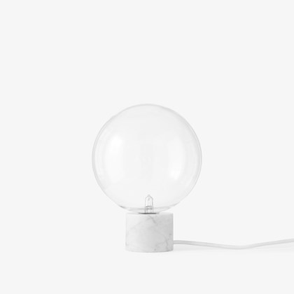 &Tradition Marble Light SV6 Table Lamp