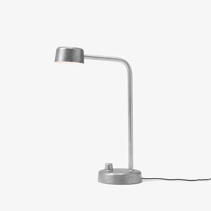 &Tradition Working Title LED HK1 Desk Lamp
