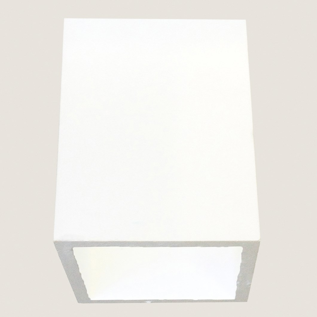 Brick In The Wall Beammeup Square 111 Surface Downlight| Image:1