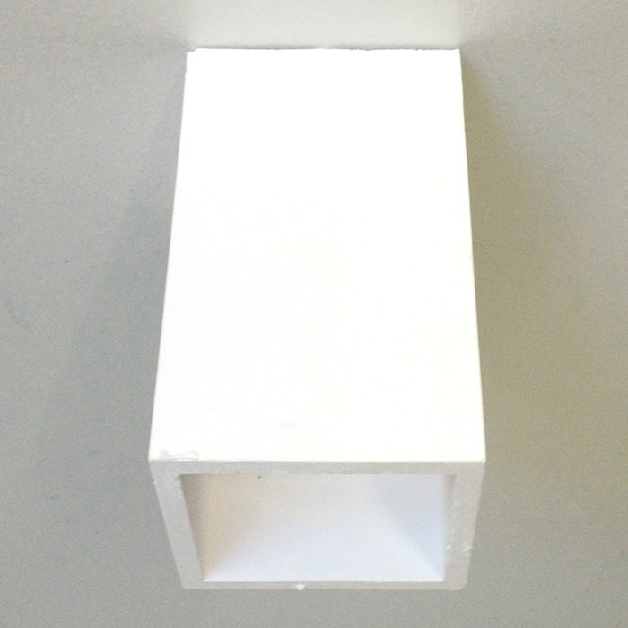 Brick In The Wall Beammeup Square 111 Surface Downlight| Image : 1