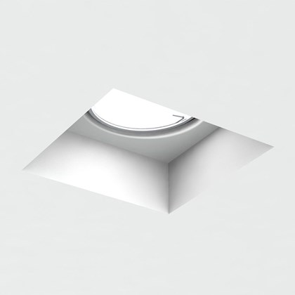 Brick In The Wall Indox 50 Mini LED Recessed Plaster In Downlight