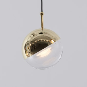 Seed Design Dora LED Brass Pendant - Next Day Delivery
