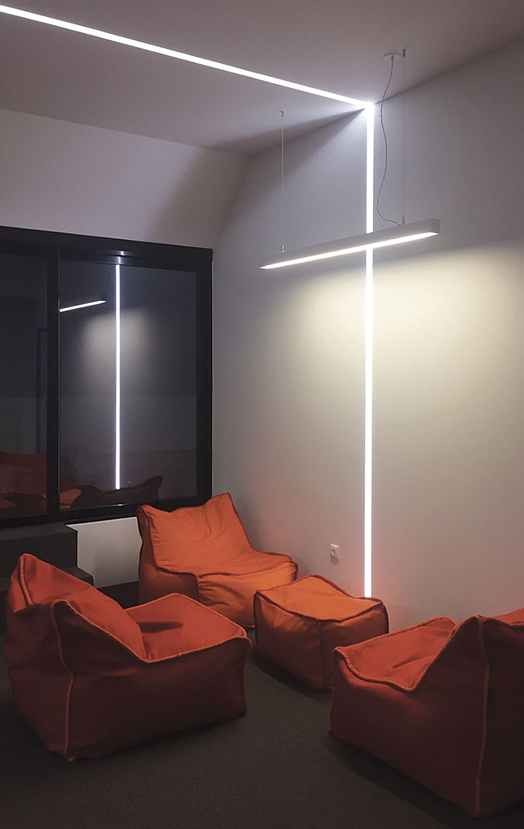 Nama Athina Modular 08 Curve R250 Out Plaster In Linear LED Profile| Image:22