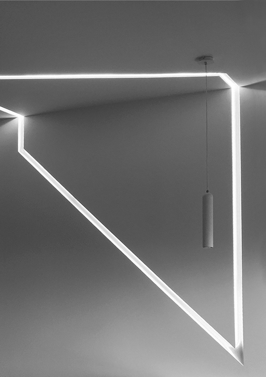 Nama Athina Modular 08 Curve R250 Out Plaster In Linear LED Profile| Image:24