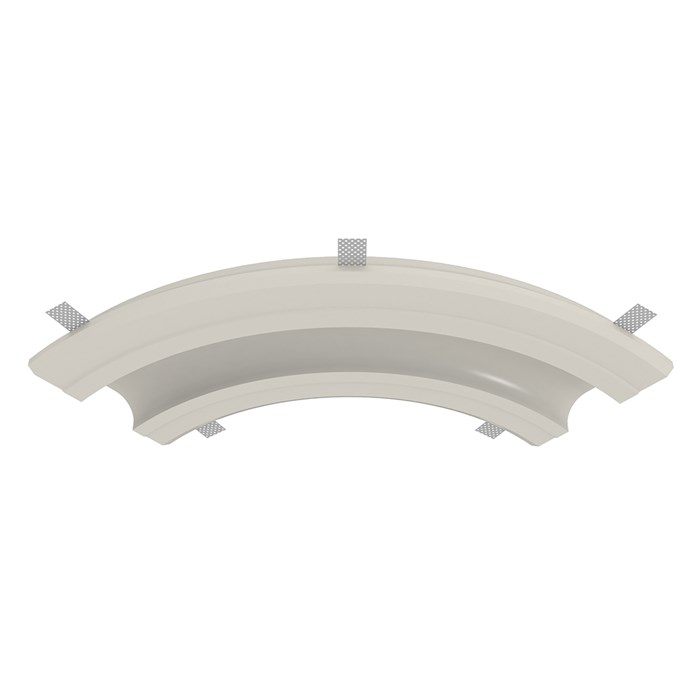 Nama Athina Modular 08 Curve R250 Out Plaster In Linear LED Profile| Image : 1