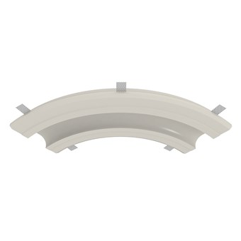 Nama Athina Modular 08 Curve R250 Out Plaster In Linear LED Profile