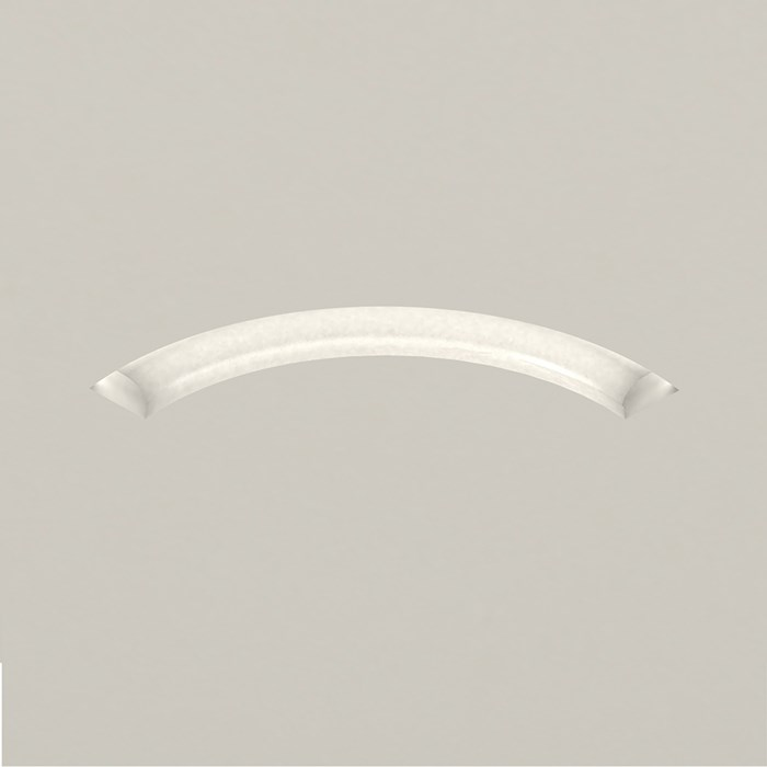 Nama Athina Modular 08 Curve R250 Out Plaster In Linear LED Profile| Image:1