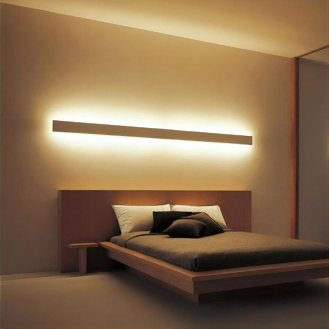 Eleni Lighting EL501 Straight LED Linear Profile Cornice | Image:13