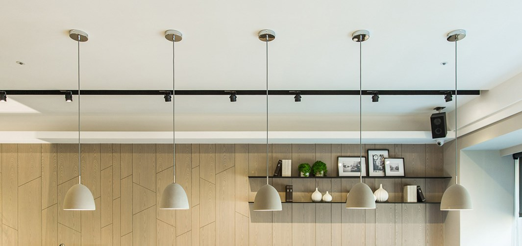 Seed Design Castle Small Concrete Pendant - Next Day Delivery| Image:14