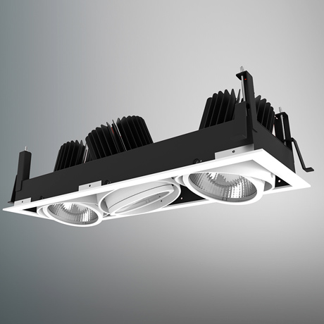 Commercial Recessed Downlights