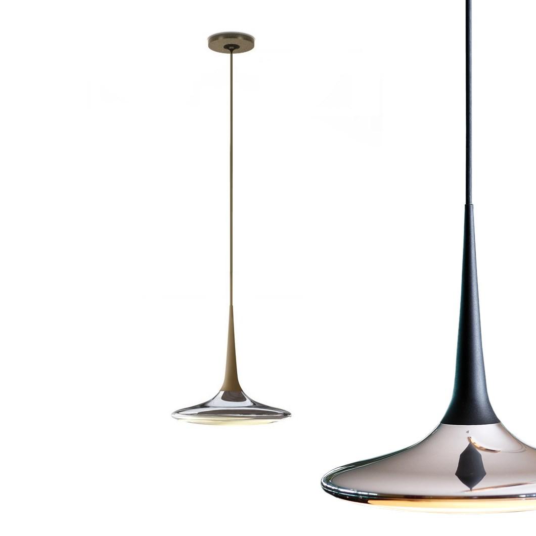 Tobias Grau Falling Leaf In Led Pendant Darklight Design