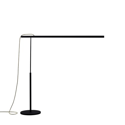 Blond Belysning Standard LED Floor Lamp