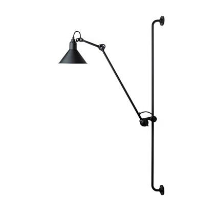 CLEARANCE DCW éditions N214 Conic Black Wall Light