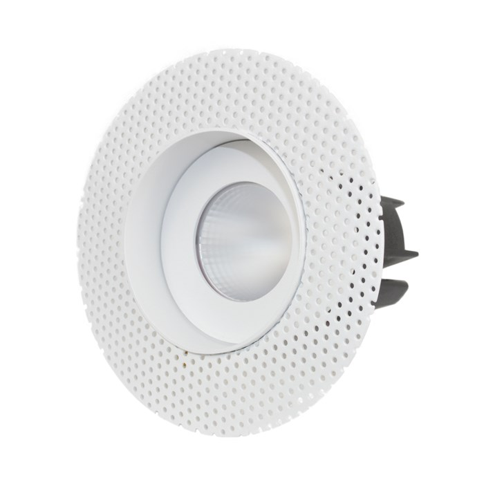 DLD Eiger 1-R True Colour CRI98 LED IP65 Plaster In Downlight| Image:1