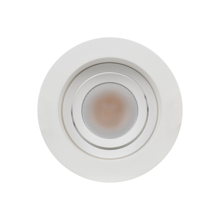 DLD Eiger 1-R True Colour CRI98 LED Recessed Adjustable Downlight| Image:1