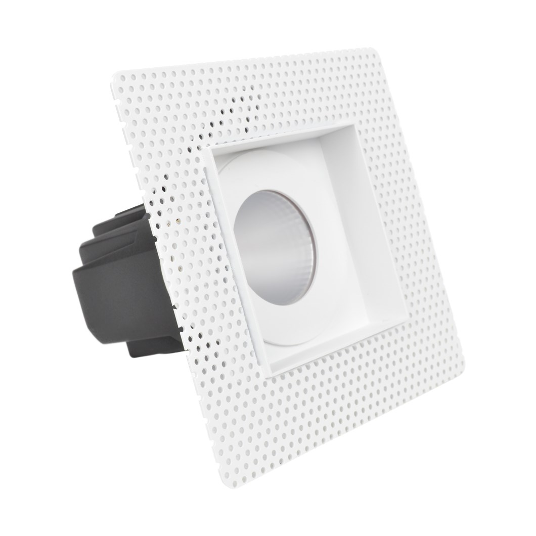 DLD Eiger 1-S True Colour LED IP65 Plaster In Downlight| Image:1