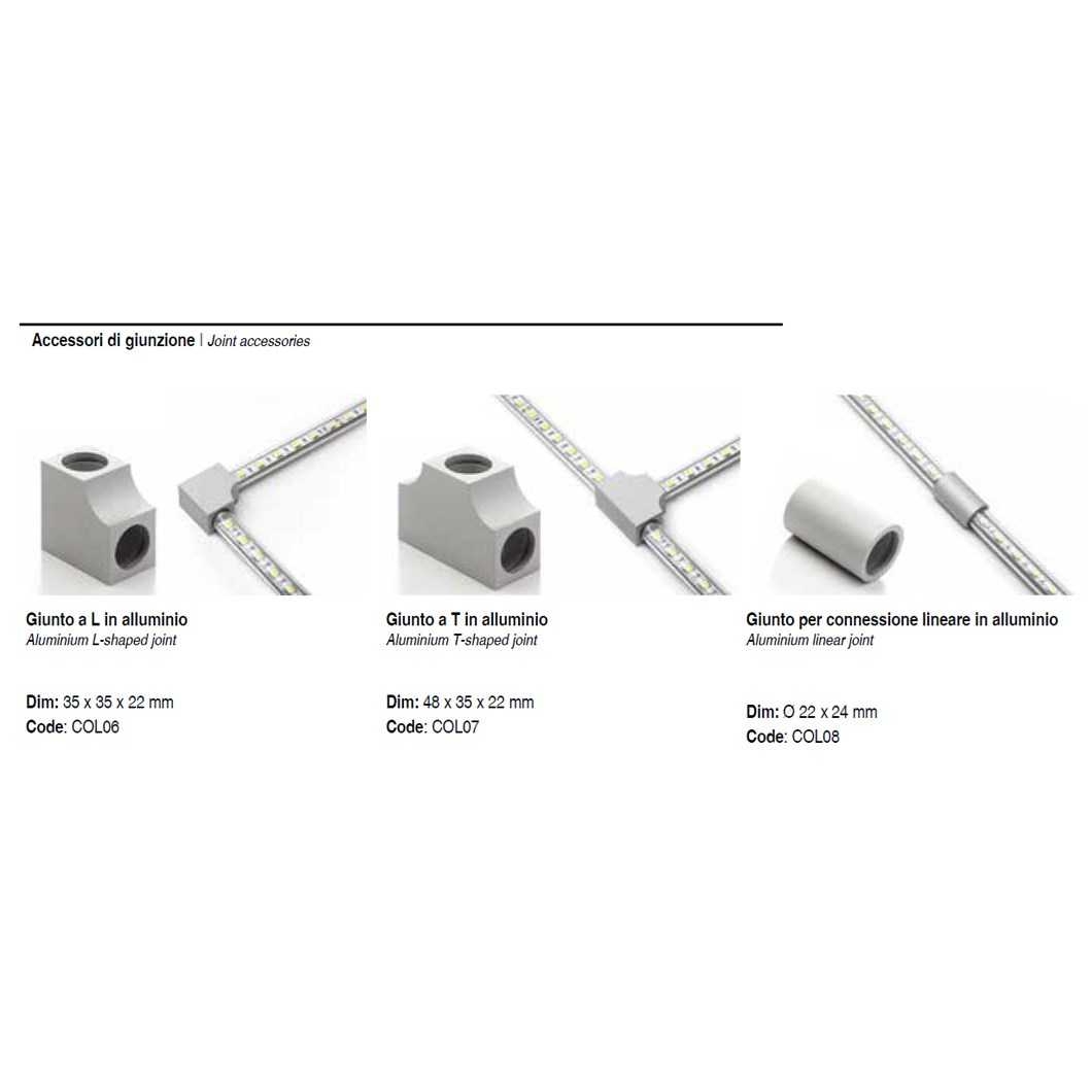LLD Colombo L IP65 Outdoor LED Tube Wall/Ceiling/Suspension Light| Image:1