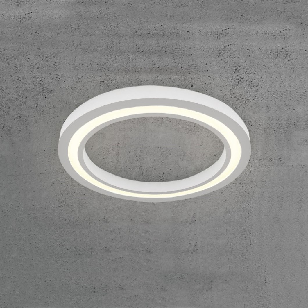 CLEARANCE Atelier Sedap Anneau 100 (3171_26) High Powered 3000K Surface Mounted Ceiling Light| Image : 1