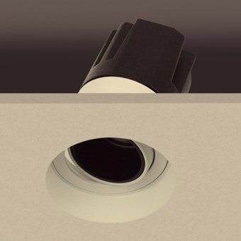 Plaster-In Directional Downlights