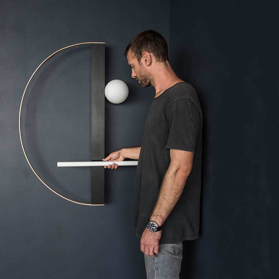 Asaf Weinbroom Sam Wall Light| Image:1