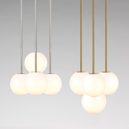 Michael Anastassiades Happy Together 4 Cluster Pendant