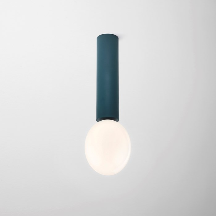 Michael Anatassiades Philosophical Egg Long Ceiling Light| Image : 1