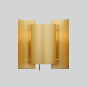 Northern Butterfly Solid Wall Light