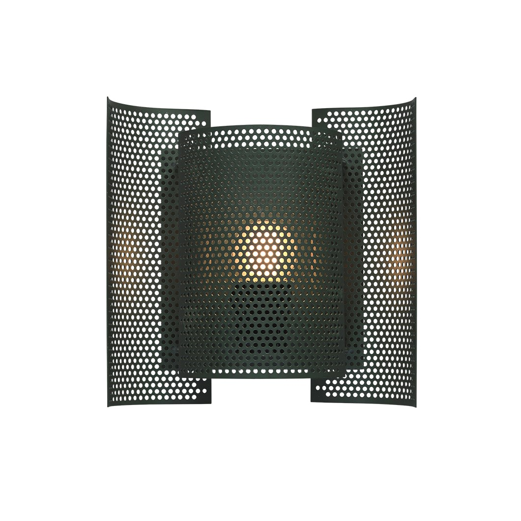 Northern Butterfly Perforated Wall Light | Darklight ...