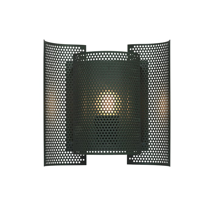 Northern Butterfly Perforated Wall Light| Image : 1