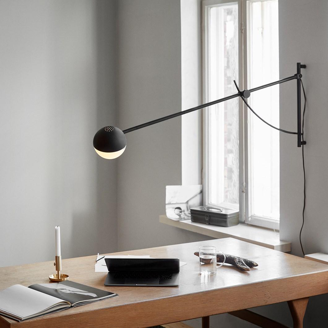Northern Balancer Adjustable Wall Light Darklight Design Lighting Design Supply