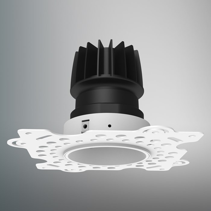 DLD K2 True Colour CRI98 LED IP65 Fixed Plaster In Downlight| Image:1
