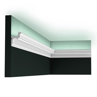 Orac C323 LED Linear Profile Cornice