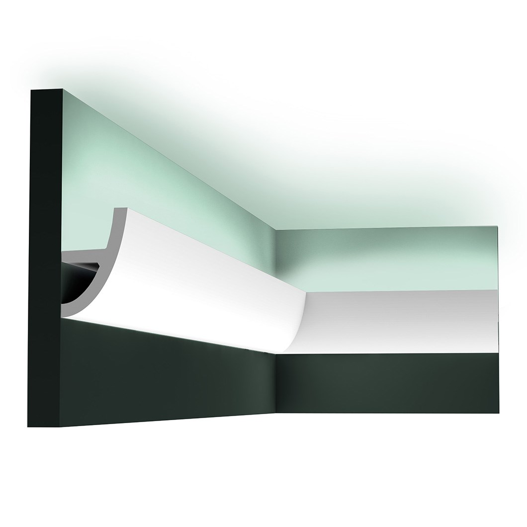 Orac C373 LED Linear Profile Cornice| Image : 1
